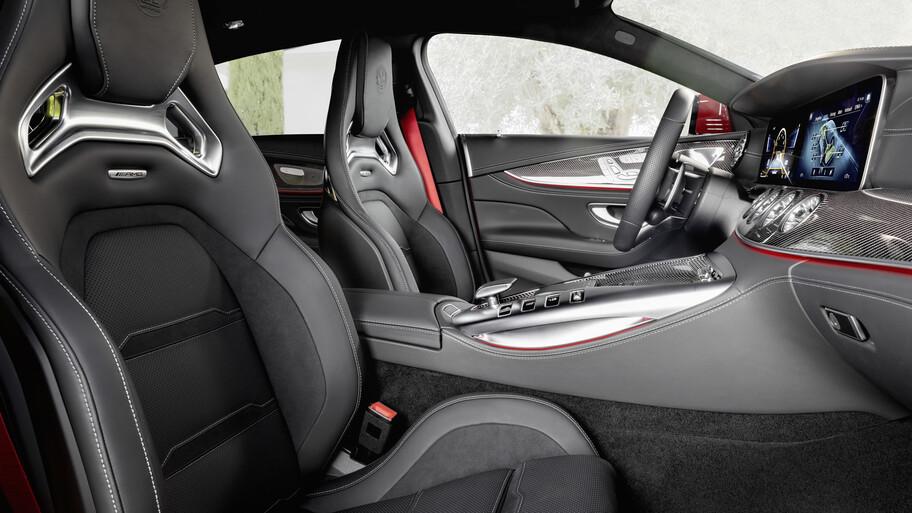 Mercedes-AMG GT 63 S E PERFORMANCE, un híbrido simplemente brutal