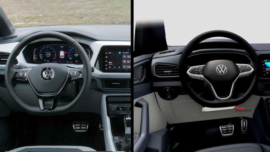 Volkswagen T-Cross prepara actualización, hay cambios interesantes
