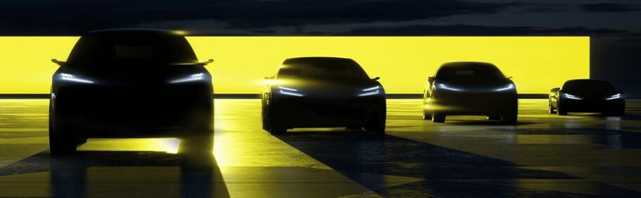 Lotus lanzará cuatro modelos eléctricos en los próximos cinco años, incluidos dos SUV