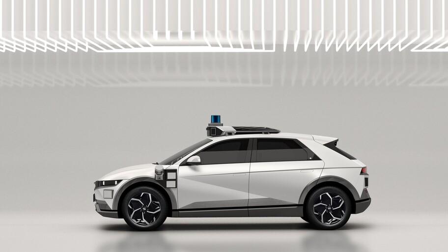 Ioniq 5 Robotaxi muestra cómo serán los taxis del futuro