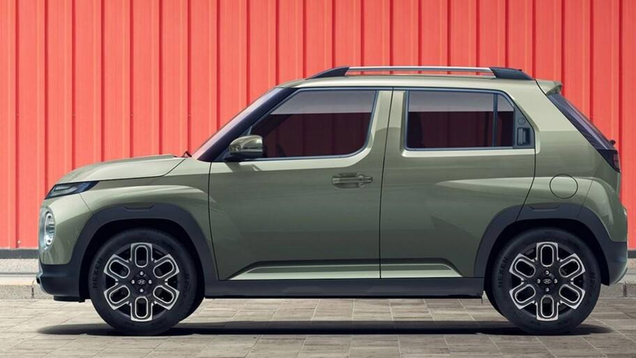 Hyundai Casper 2022, una diminuta SUV con nombre de fantasma amistoso