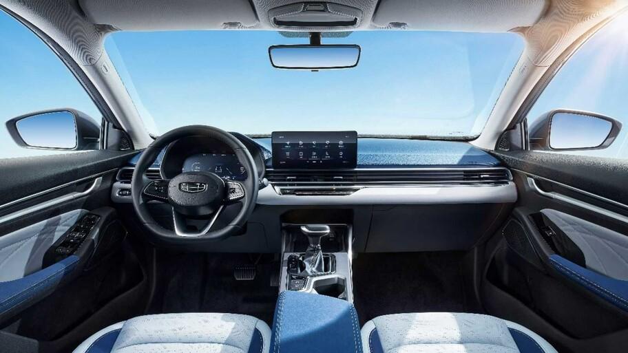 Geely Emgrand 2022, un sedán chino muy atractivo, que sería un gran rival para el Nissan Versa