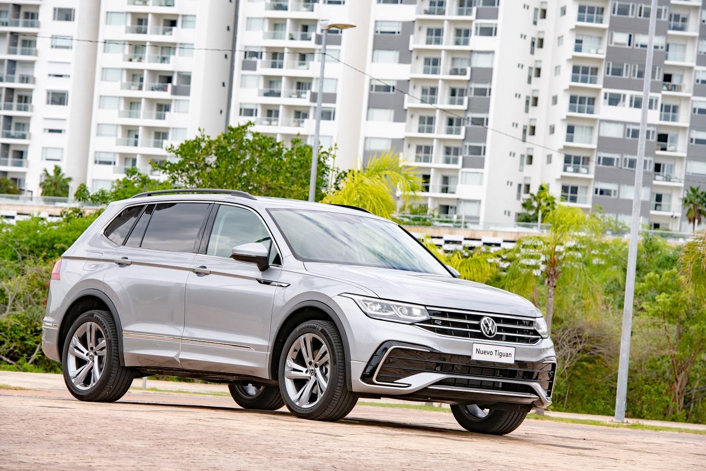 Volkswagen Tiguan 2022, precios y versiones en México