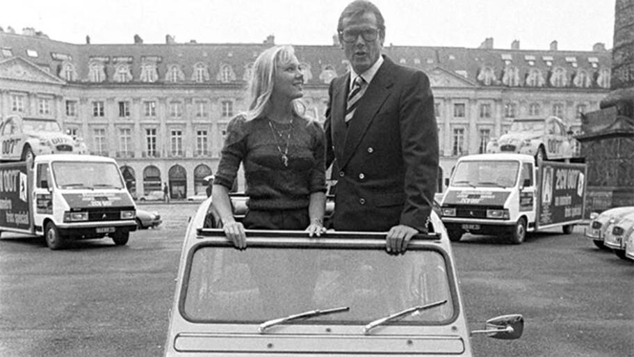 Citroën 2CV 007 celebra su 40 aniversario