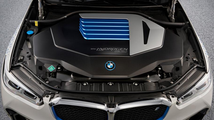 BMW iX5 Hydrogen, se presenta en el IAA Mobilty y además se puede probar en Munich