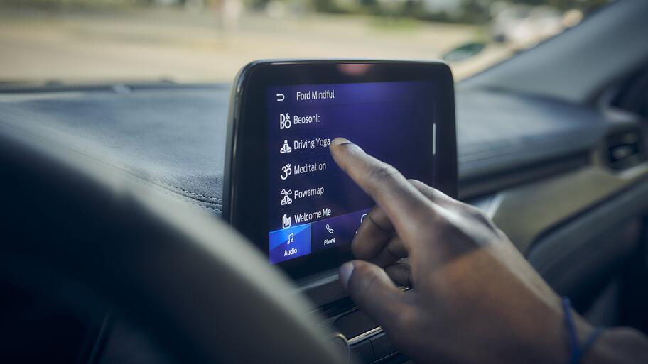 Ford Mindfulness Concept Car, una Escape que ayuda a relajarte y te purifica