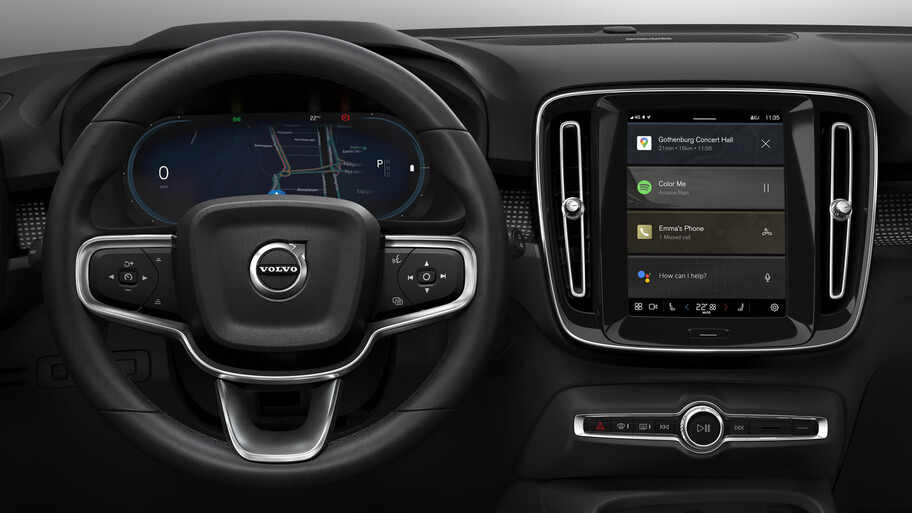 Volvo XC40 Recharge Pure Electric 2022 llega a México