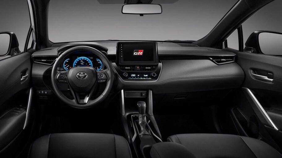 Toyota Corolla Cross GR Sport, tan aventurera como deportiva