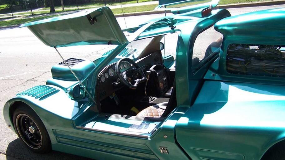Mercedes AMG C8 GTR, cosas raras de la vida y del mundo de los autos