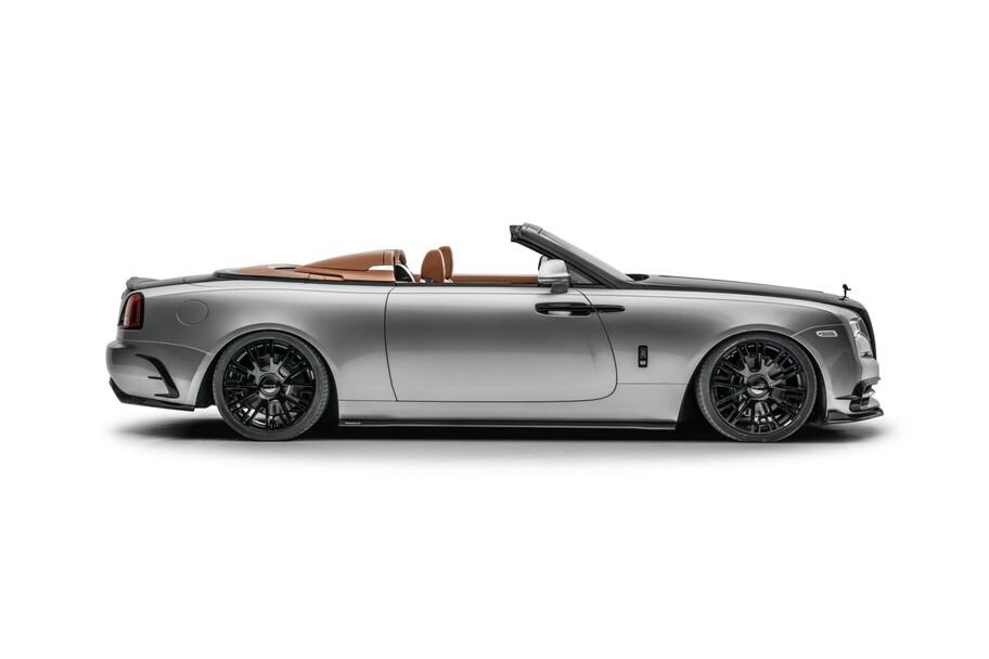 Un súper auto convertible con más de 700 hp
