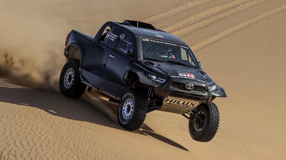 Toyota GR DKR Hilux T1+, el arma de la marca japonesa para el Dakar 2022