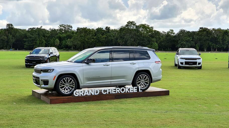 Jeep Grand Cherokee L 2021 primer contacto, sin nada que envidiar a las marcas premium