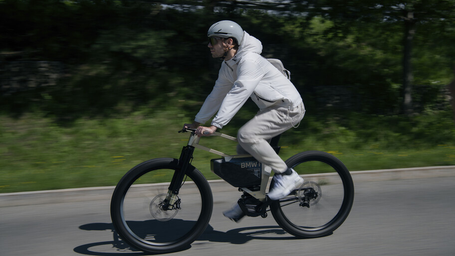 BMW i Vision AMBY, la entrada al círculo de sustentabilidad y movilidad de la marca