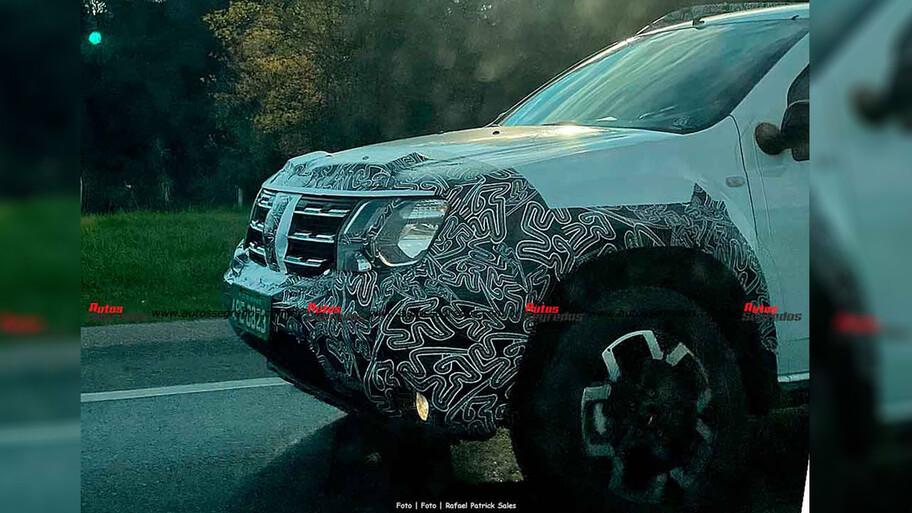 Cambios estéticos para Renault Oroch