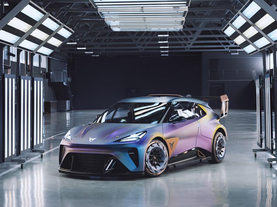 Cupra solo producirá y venderá autos totalmente eléctricos