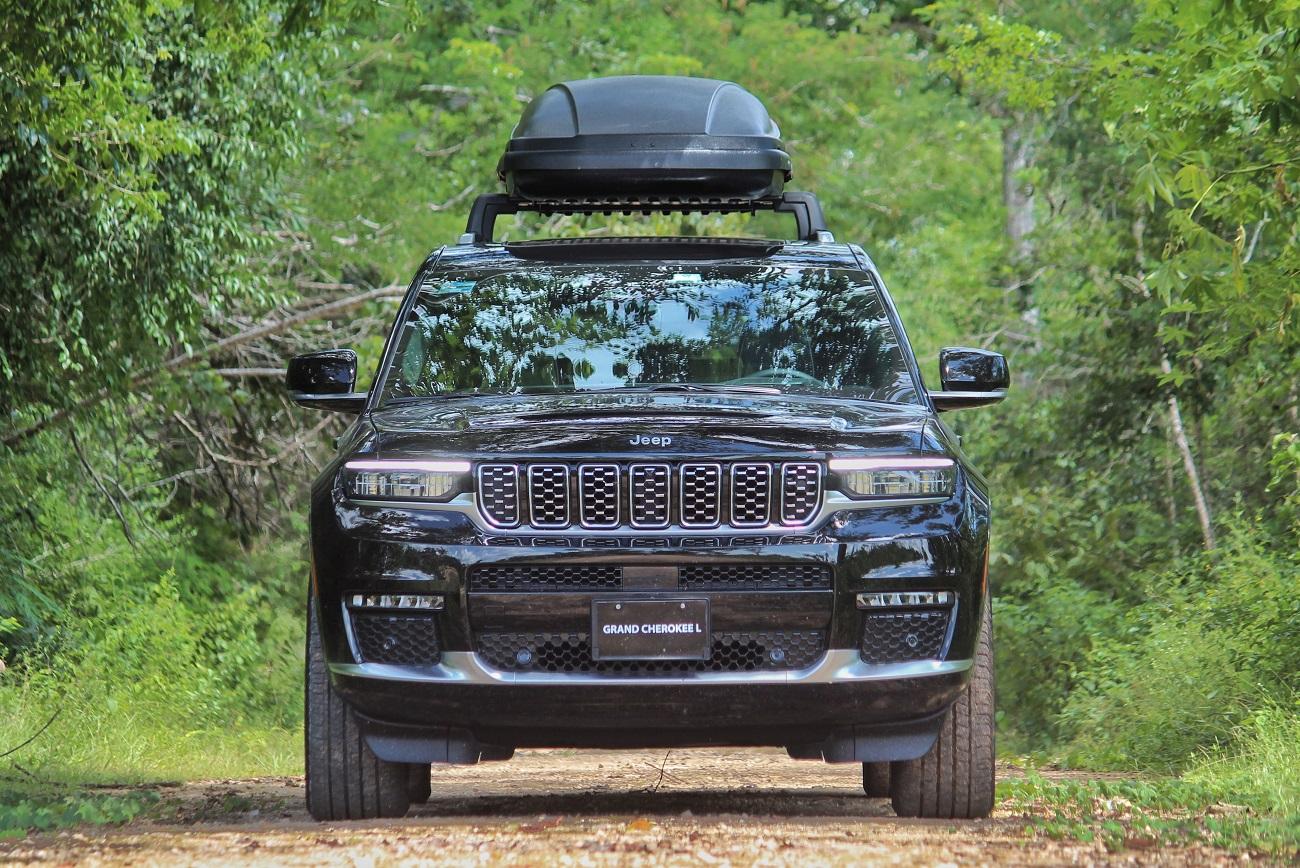 Jeep Grand Cherokee L 2021 llega a México en una única versión Summit – Autos y Moda México