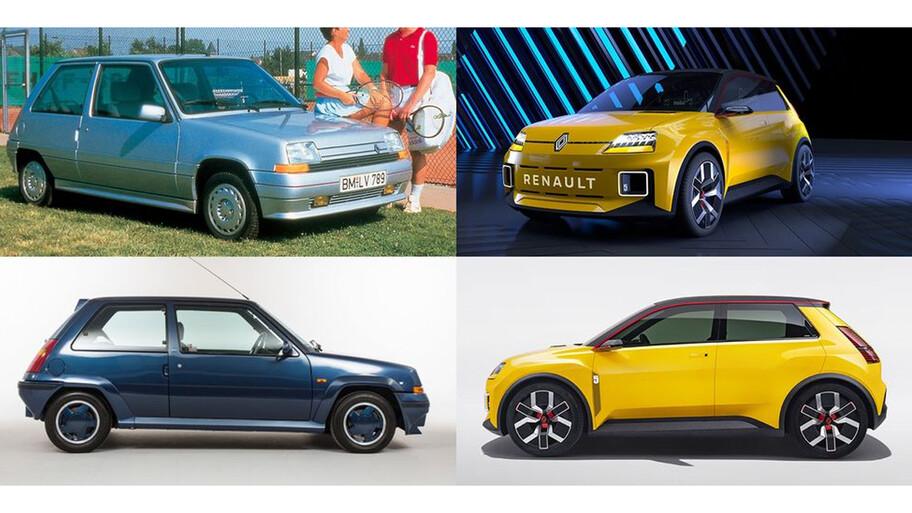 Los nombres de autos que regresaron a la vida
