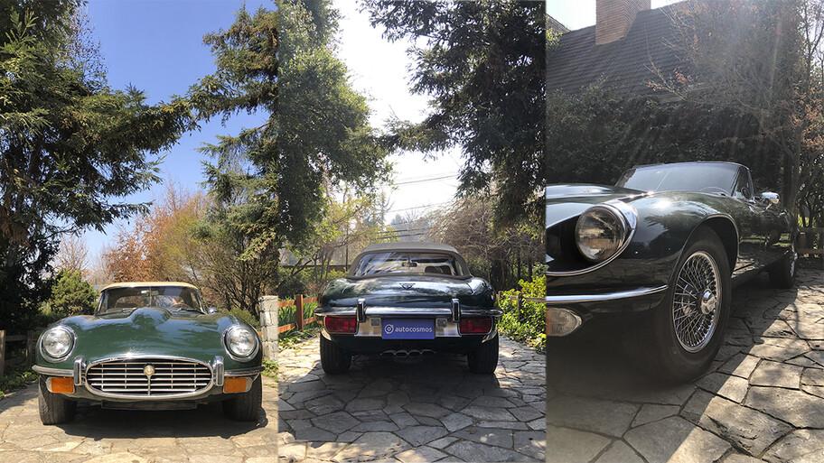 Jaguar E-Type Series 3 de 1972, el automóvil más bello jamás fabricado