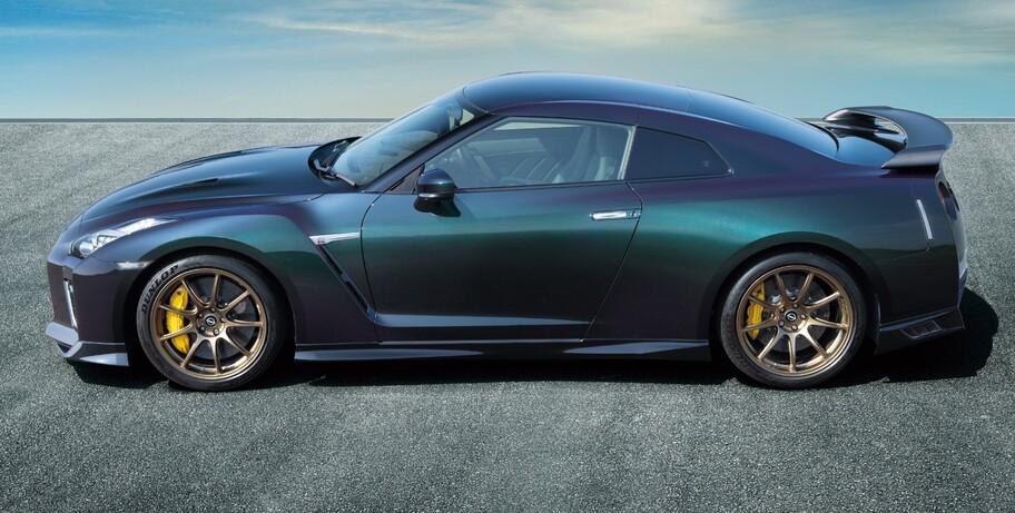 Nissan GT-R Premium Edition T-spec y GT-R Track Edition, un par de ediciones limitada a 100 unidades
