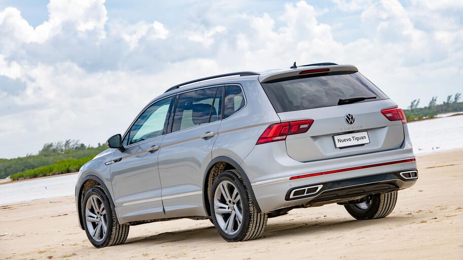 Volkswagen Tiguan 2022 llega a México, más seguridad y confort para una de las favoritas del mercado