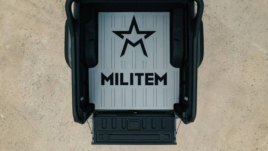 MILITEM FERŌX-T, cuando una Jeep JT no es suficiente