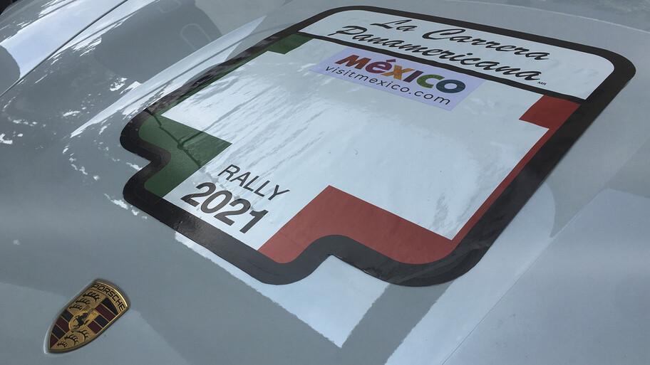 Porsche se mantiene como patrocinador de la Carrera Panamericana 2021