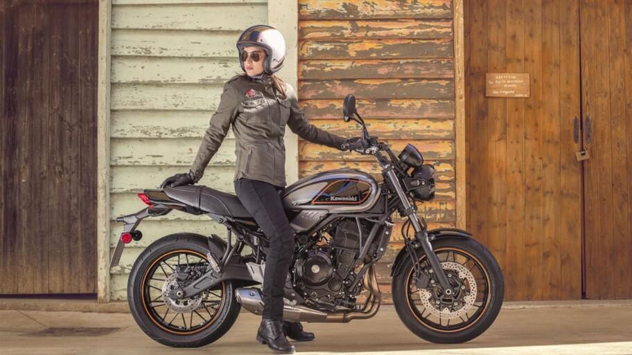 Kawasaki Z650RS, heritage y nostalgia