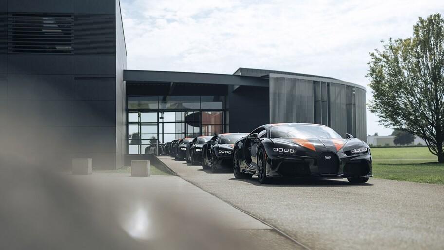 Bugatti Chiron Super Sport 300+, arrancan las entregas de este prodigioso deportivo