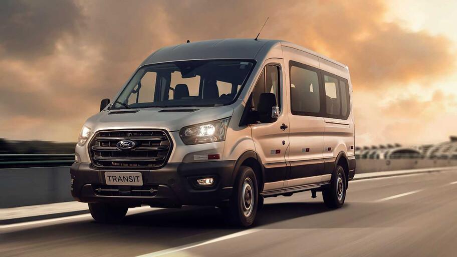 Ford Transit, un utilitario listo para armarlo y venderse