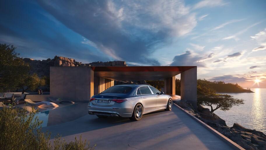 Mercedes-Maybach S-Class Edition 100, exclusividad para celebrar un súper aniversario